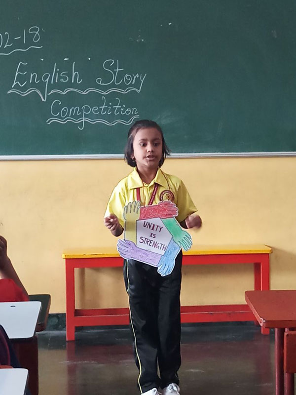 MIS - Story Telling Competition